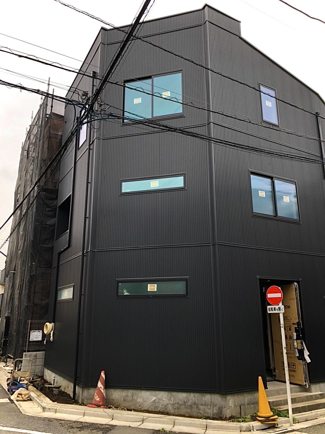 世田谷区T様邸 アイジー工業ガルスパンJ